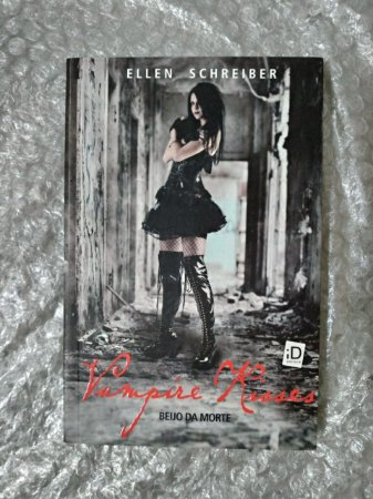 Vampire Kisses Beijo da Morte - Ellen Schreiber