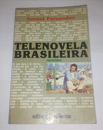 Telenovela Brasileira - Ismael Fernandes