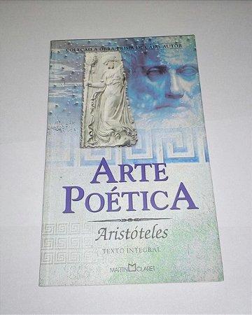 A arte poética - Aristóteles