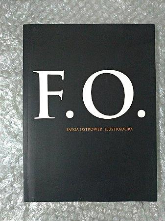F. O. - Fayga Ostrower Ilustradora