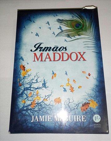 Box irmãos Maddox - Jamie Mcguire - 5 volumes