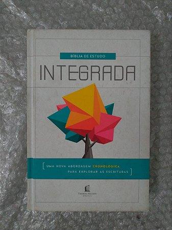 Bíblia de Estudo Integrada - John R. Kohlenberg