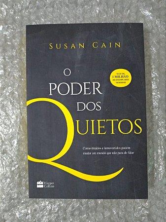 O Poder dos Quietos - Susan Cain