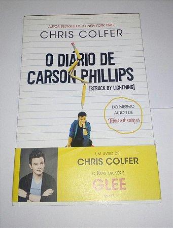 O diário de Carson Phillips - Chris Colfer