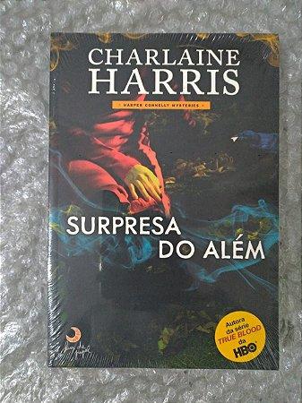 Surpresa do Além - Charlaine Harris (marcas)