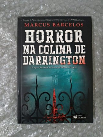 Horror na Colina de Darrington - Marcus Barcelos