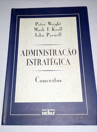 Administração estratégica - Peter Wright