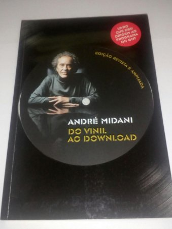 Do vinil ao download - André Midani