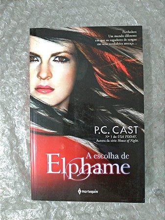 A Escolha de Elphame - P. C. Cast  (marcas)