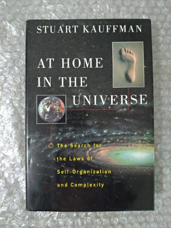 At Home In The Universe - Stuart Kauffman