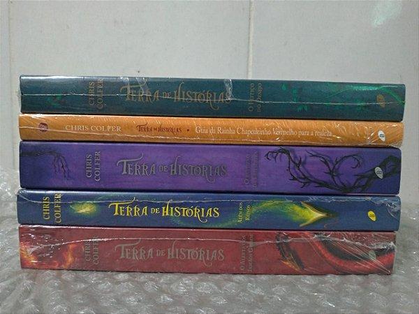 Coleção Terra de Histórias - C/5 Livros