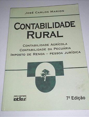 Contabilidade rural - José Carlos Marion