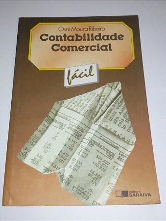 Contabilidade comercial fácil - Osni Moura Ribeiro