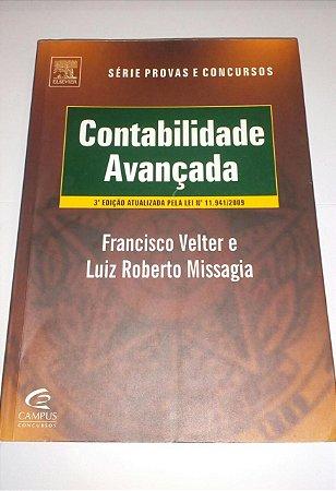 Contabilidade avançada - Francisco Velter
