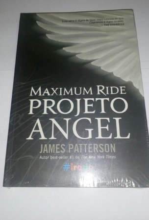 Maximum Ride - Projeto Angel - James Paterson