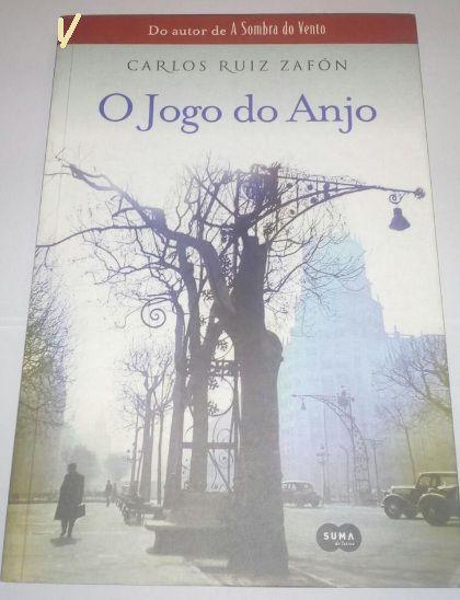 O jogo do anjo - Carlos Ruiz Zafon