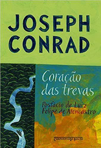 Coração das Trevas  - Joseph Conrad - Cia de bolso