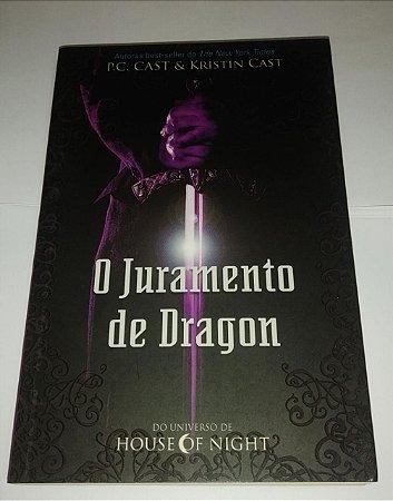 O juramento de dragon - P. C. Cast