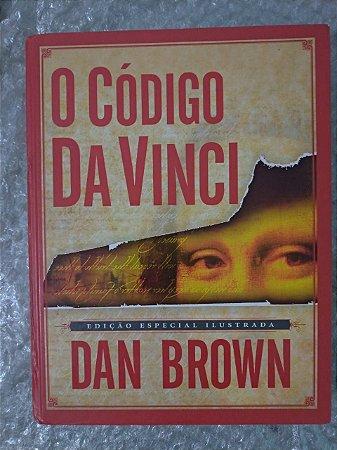 O Código Da Vinci - Dan Brown Edição Especial Ilustrada (marcas de uso)