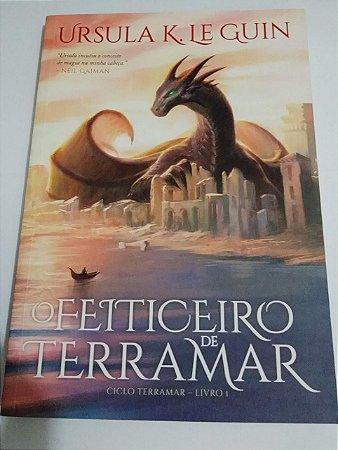 Ciclo Terramar vol 1 - O Feiticeiro  de Terramar - Ursula K. Le Guin