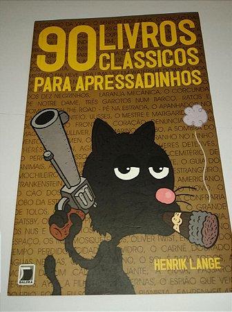 HQ - 90 livros clássicos para apressadinhos - Henrik Lange