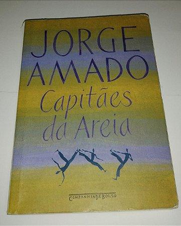 Capitães da areia - Jorge Amado (Pocket)