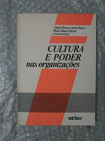 Cultura e Poder Nas Organizações - Maria Tereza Lema Fleury e Rosa Maria Fischer