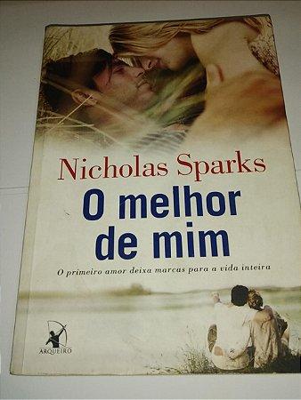 O melhor de mim - Nicholas Sparks (marcas)