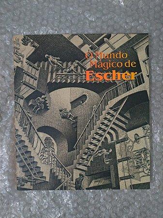 O Mundo Mágico de Escher - Pieter Tjabbes