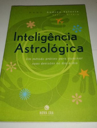Inteligência astrológica - Andrea Valeria