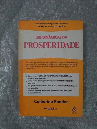 Leis Dinâmicas da Prosperidade - Catherine Ponder  (marcas)