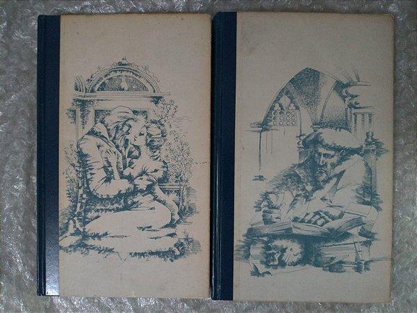Fausto - J. W. Goethe (Volumes 1 e 2)