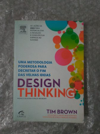 Design Thinking - Tim Brown