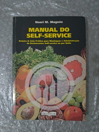 Manual do Self-Service - Henri M. Magnée