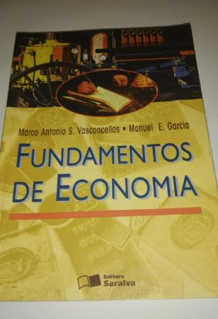 Fundamentos de economia- Marco Antonio S. Vasconcelos