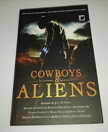 Cowboys e Aliens - Joan D. Vinge