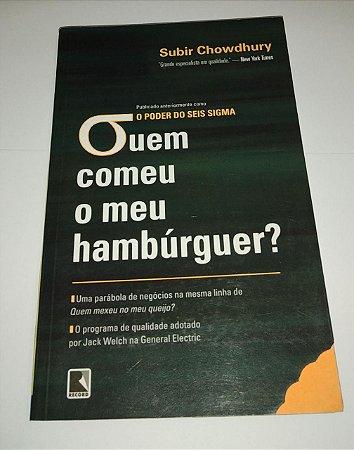 Quem comeu o meu hambúrguer ? - Subir Chowdhury