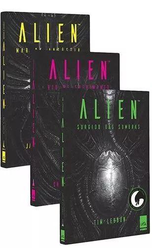 Trilogia Alien - Christopher Golden