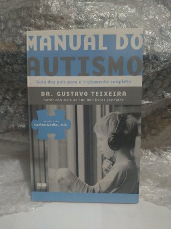 Manual do Autismo - Dr. Gustavo Teixeira