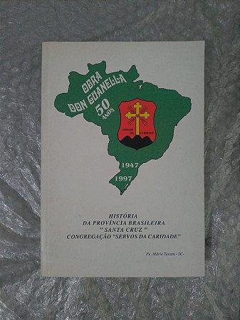 """História da Província Brasileira """"Santa Cruz"""" Congregação """"Servos da Caridade"""" (1947-1997)"""