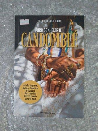 Para Conhecer o Candomblé - Ademir Barbosa Júnior
