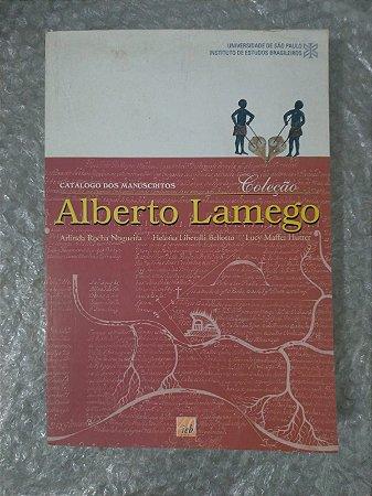 Coleção Alberto Lamego:  Catálogo dos Manuscritos - Arlinda Rocha Nogueira