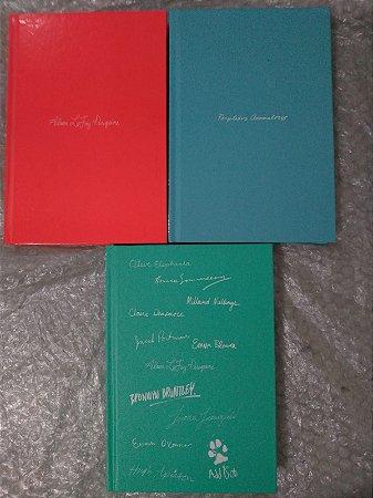 Coleção O Lar da Sta. Peregrine para Crianças Peculiares - Ransom Riggs C/3 volumes