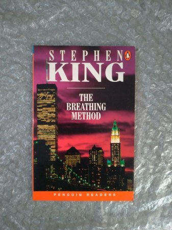 The Breathing Method - Stephen King