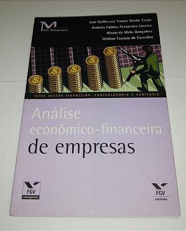 Análise econômico-financeira de empresas - Luiz Guilherme Tinoco - FGV