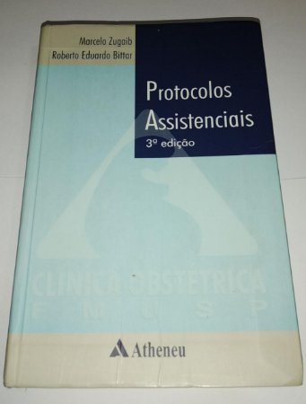 Protocolos assistenciais - Marcelo Zugaib