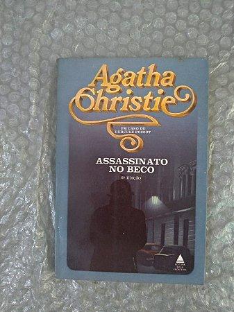 Assassinato no Beco - Agatha Cristie