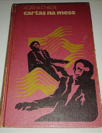 Cartas na mesa - Agatha Christie
