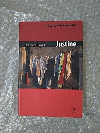 O Quarteto de Alexandria Vol. 1: Justine - Lawrence Durrell
