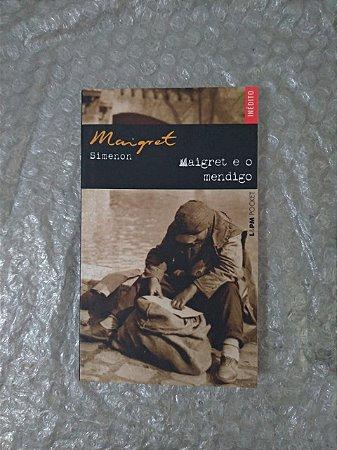 Maigret e o Mendigo - Georges Simenon (Pocket)